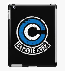 Capsule. Vintage iPad Case/Skin