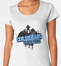 Colossus Canyon Women's Premium T-Shirt