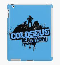 Colossus Canyon iPad Case/Skin