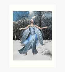 Spirit of Winter Art Print