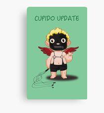 Cupido Update Canvas Print