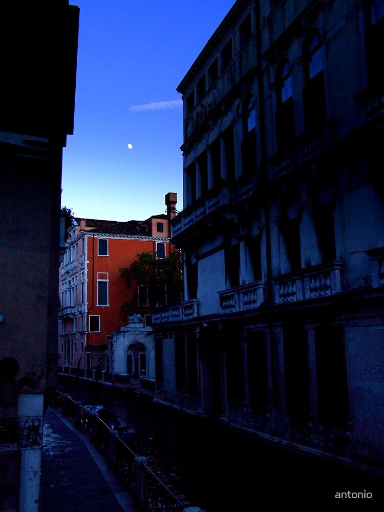 Romantic City by antonio