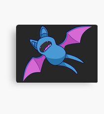 Zubat - Pokemon Canvas Print