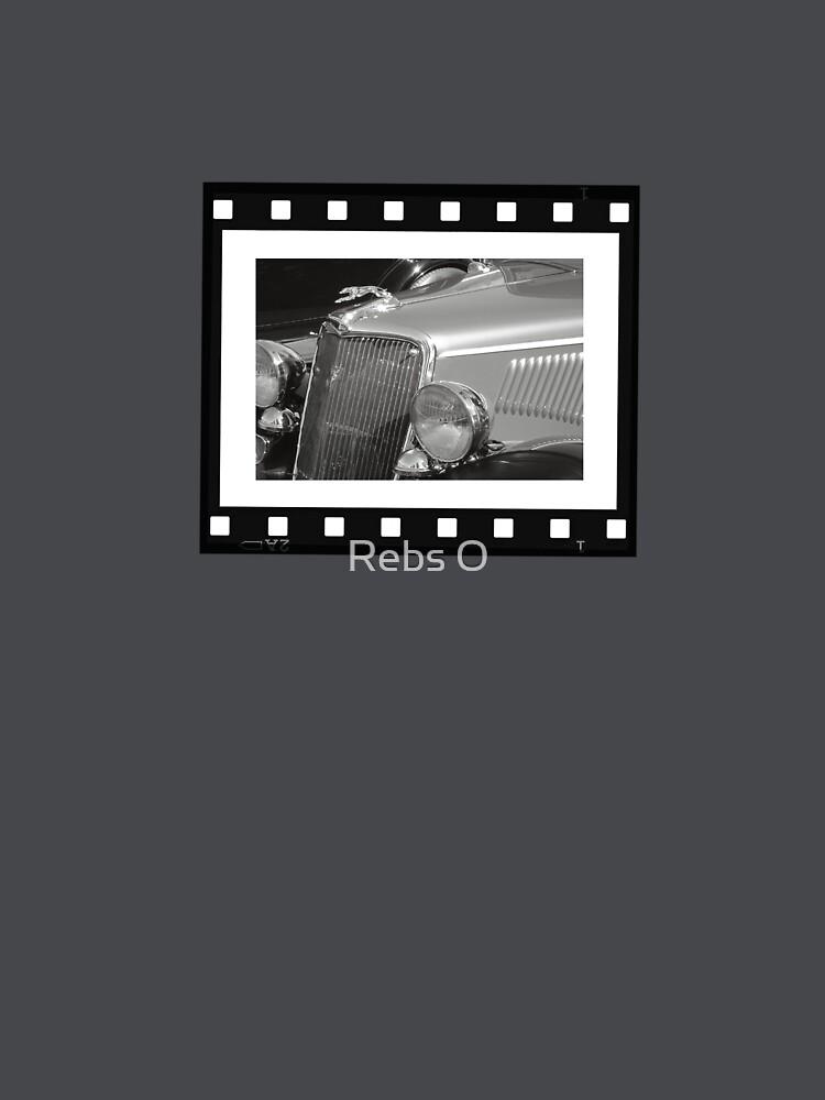 Vintage Film Strip by rebsosborn