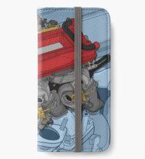 RB26 Engine iPhone Wallet/Case/Skin