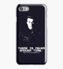 Timecop iPhone Case/Skin