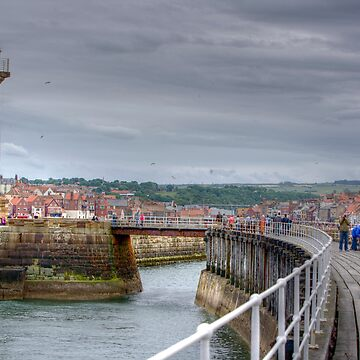 Whitby Harbour by tommysphotos