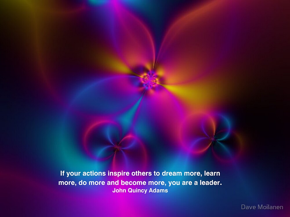 Strive To Inspire by Dave Moilanen
