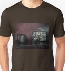 Steampunk spectacle shotgun hat T-Shirt