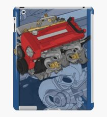 RB26dett Engine iPad Case/Skin
