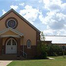 Bethel Methodist Church by Glenna Walker