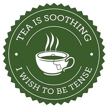 Tea Quote by LieslDesign