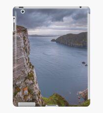 Hook Head, County Donegal , Ireland  iPad Case/Skin