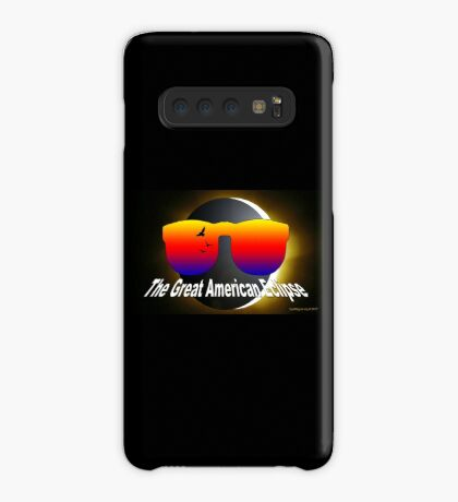 The Great American Eclipse Case/Skin for Samsung Galaxy