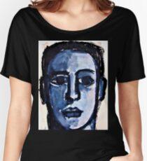 canvas #3 (Face - original) Women's Relaxed Fit T-Shirt