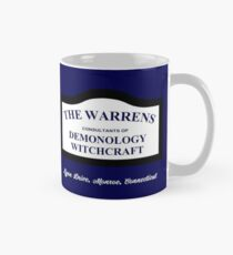 The Conjuring - The Warrens Sign Mug