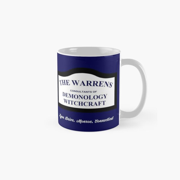 The Conjuring - The Warrens Sign Classic Mug