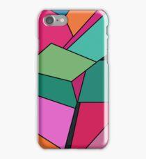 Segments iPhone Case/Skin