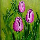 Tulips (2) by Ciska
