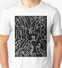 Black ink TB 953 REVERSI T-Shirt