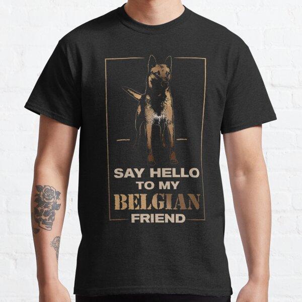 Belgian shepherd - Malinois  Classic T-Shirt