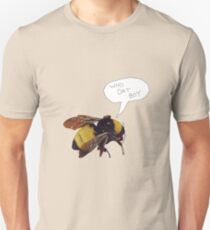 "TYLER THE CREATOR ""WHO DAT BOY"" BEE T-Shirt"