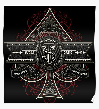 Wolf Gang Poster