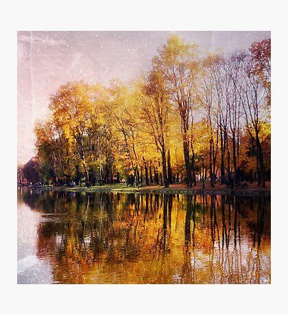 Autumn Cracow Photographic Print