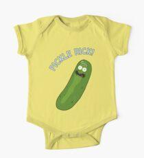 Pickle Rick Kids Clothes