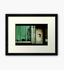 London Green 5 of 6 : Building Art A Framed Print