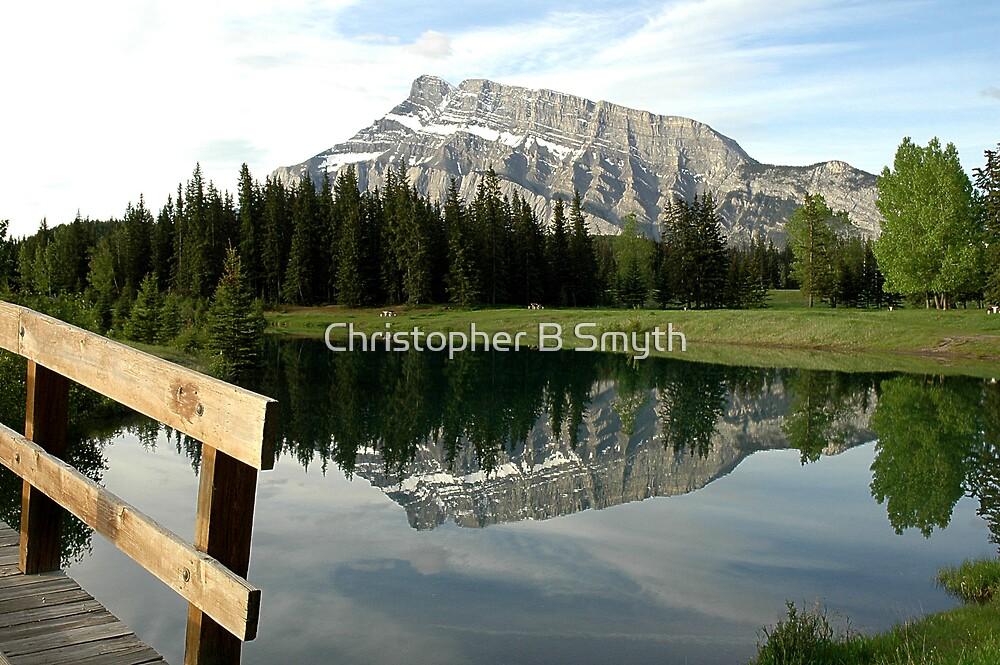 Rundle reflection by Christopher B Smyth