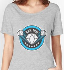 DANTDM NEW LOGO!!!!!!!! [BEST QUALITY] Women's Relaxed Fit T-Shirt
