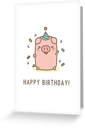 Happy Birthday! by tofusan