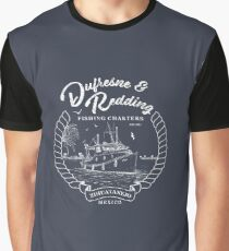 Dufresne and Redding Hope Fishing Charters Variant Graphic T-Shirt