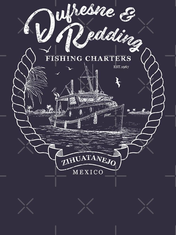 Dufresne y Redding Hope Fishing Charters Variant de Purakushi