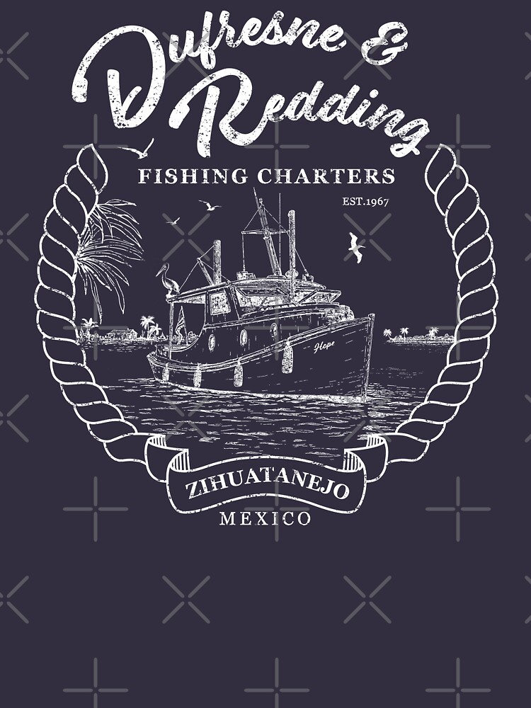 Dufresne and Redding Hope Fishing Charters Variant by Purakushi