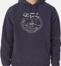 Dufresne and Redding Hope Fishing Charters Variant Pullover Hoodie