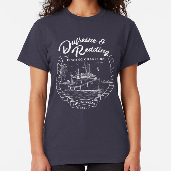 Dufresne and Redding Hope Fishing Charters Variant Classic T-Shirt