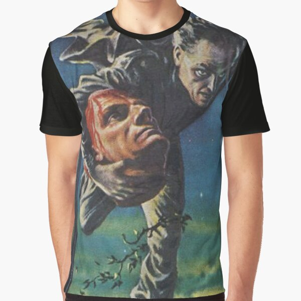 A Japed Man ~ Kindred Ubiquity Graphic T-Shirt