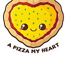 A Pizza My Heart by pai-thagoras