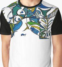 Fishing_2 Graphic T-Shirt