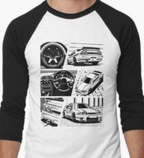 Skyline R33 GTR. Details (transparent background) T-Shirt