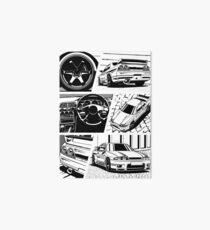 Skyline R33 GTR. Details (transparent background) Art Board