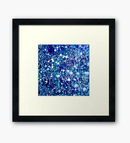 Constellations Framed Print