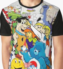Best Chillhood Funny Character 90s Graphic T-Shirt