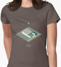 South Porcupine Library Women's Fitted T-Shirt
