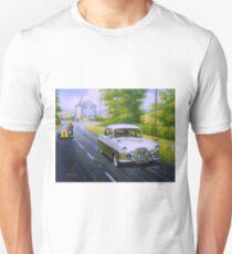 Ford Zephyr saloon.  Unisex T-Shirt