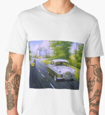 Ford Zephyr saloon.  Men's Premium T-Shirt