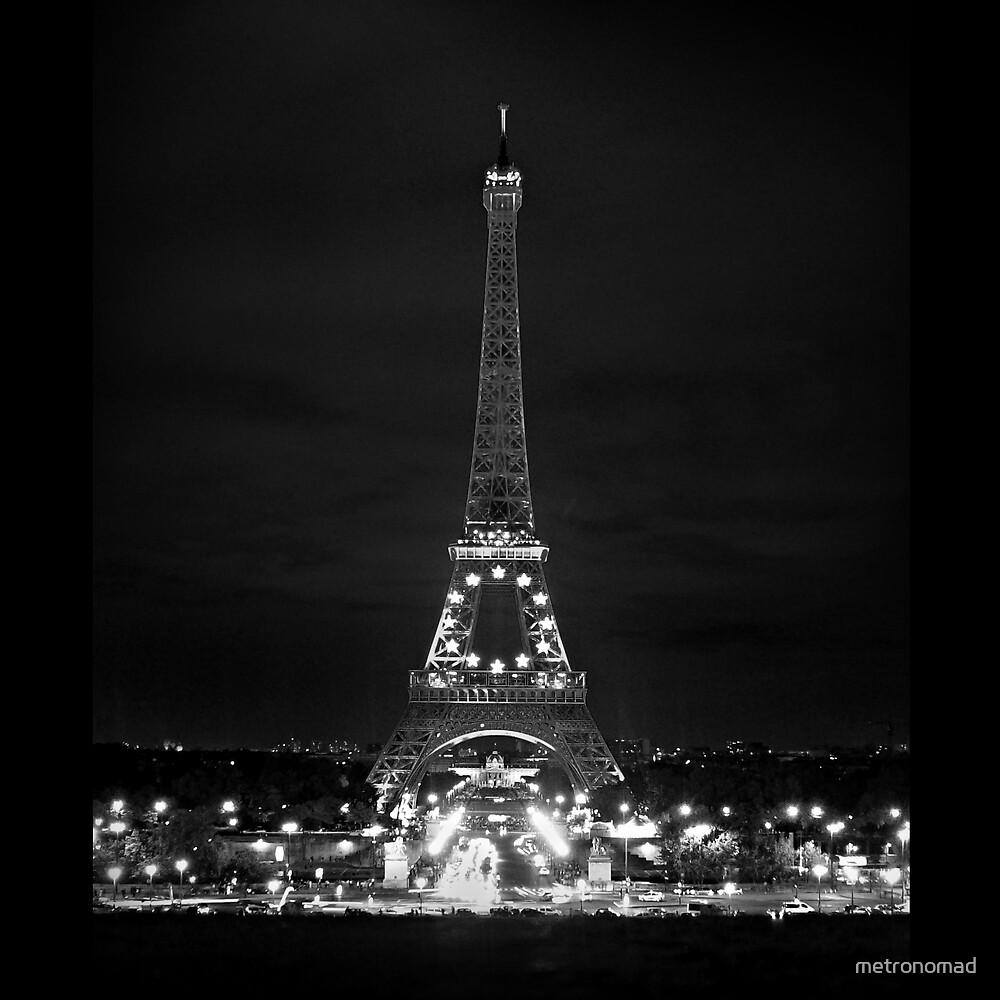 Tour Eiffel by metronomad
