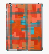 Puzzle 2 Geometric Graphic Abstraction iPad Case/Skin